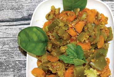 Frühstück Gesunde Ernährung Bohnen Karotten Curry Rezepte