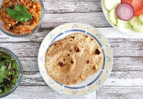 Rezept Von Chapati