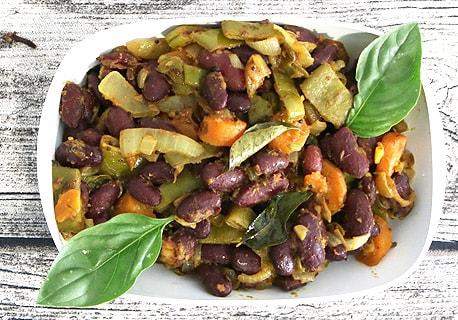Rote Bohnen Gemüse-Curry Kochrezepte Zum Abnehmen